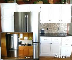 refinishing painting kitchen cabinets image of kitchen cabinet