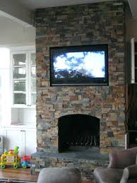 fireplace construction masonry stone fireplaces corner ideas build