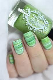 newbie simple nail art tutorials pantone 2017 greenery dry marble nail art tutorial nails