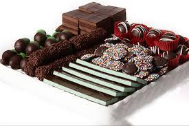 wedding platters wedding cake li lac chocolates