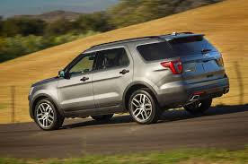 Ford Explorer Ecoboost - 2016 ford explorer review lowrider