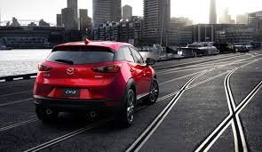 mazda suv 2016 mazda cx 3 poised to stand out in crowd of compact suvs