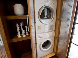 extraordinary bathroom with washer and dryer fascinating wooden