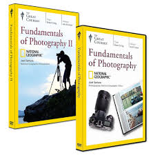 fundamentals of photography courses on dvd vol 1 2 set