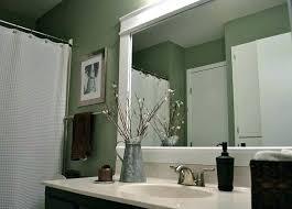 framed bathroom mirrors brushed nickel dania furniture seattle furniture outlet framed bathroom mirrors