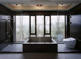 open bathroom design captivating decor cuantarzon com