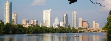 Map Of Austin Tx Google Map Of Austin Texas Usa Nations Online Project