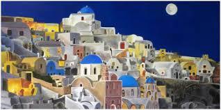 chambre d hote santorin chambre d hote grece offres spéciales santorin peinture