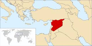 Syria On The Map by Greeks In Syria Wikipedia