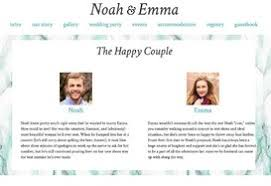wedding websites free wedding websites matching invitations mywedding