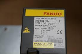 fanuc robotics external axis amp a06b 6114 h105 scc robotics