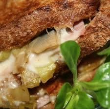 cuisine dietetique recette de croque monsieur diététique recettes diététiques
