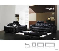 online buy wholesale black leather living room furniture from