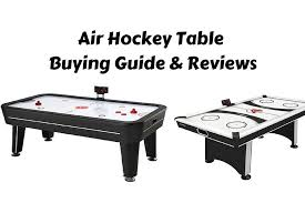 air hockey table reviews top best air hockey table 2018 buying guide reviews