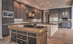 kitchen island countertop overhang grey and white quartz