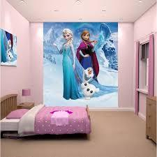 fresque chambre b extraordinary inspiration chambre reine des neiges papier peint enfant la reine des neiges fresque murale d corative jpg