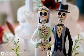 day of the dead cake toppers day of the dead wedding cake decorating ideas 112061 day o