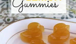 homemade orange gummy bears recipe hollywood homestead