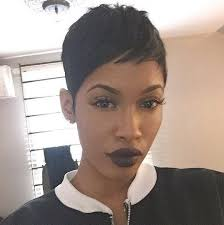 short hairstyles for black women spiked on top small curls in back and sides of hair best 25 black pixie haircut ideas on pinterest black pixie cut