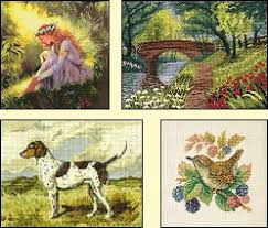 sew inspiring cross stitch kits embroidery tapestry needlepoint