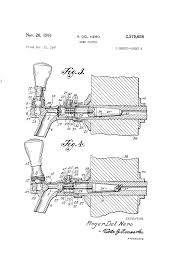 Beer Faucet Patent Us2575658 Beer Faucet Google Patents