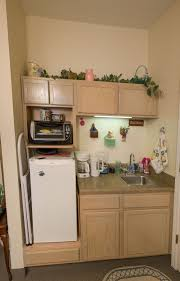 awesome studio kitchenette with additional designing home
