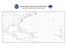 Blank World Map Pdf by Nhc Blank Tracking Charts