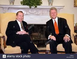 us president bill clinton meets with czech president vaclav havel