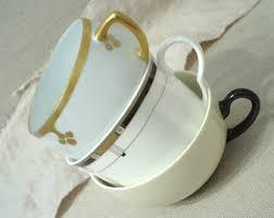 mikasa black cups etsy