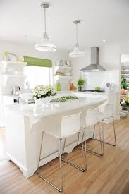 White Kitchen Pendant Lights by My White Kitchen Inside Style At Home Including The Befores