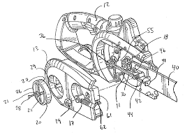 patent us20070062361 chainsaw tensioner google patents