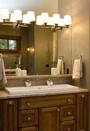 Double Trough Sink Bathroom No Room For A Double Sink Vanity Try A Trough Style Sink With Two
