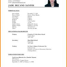 latest resume format 2015 philippines best selling latest resume formatofessional for engineers in ms word freshers