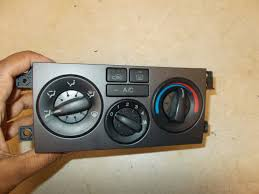 used 2001 hyundai elantra a c u0026 heater controls for sale