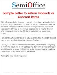 Rejecting Goods Letter sle letter to return products or ordered items png ssl 1