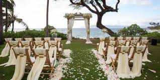 hawaiian weddings hawaii wedding venues price compare 140 venues