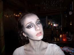 Black Eye Halloween Makeup Holographic Hippie October 2015