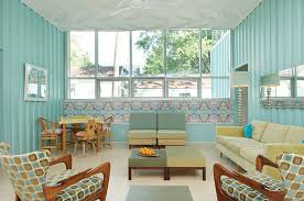 shipping container home interiors how to convert five shipping containers into a cozy modern home