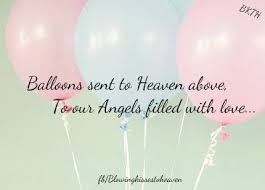 send a balloon 123 best balloons to heaven images on to heaven