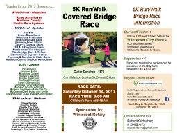 Bridges Of Madison County Map 5k Run Walk Madison County Iowa Chamber U0026 Welcome Center