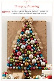 552 best holidays images on pinterest christmas decor ballard create christmas tree from ornaments