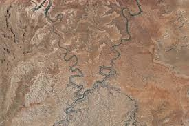Colorado River Texas Map by Heart Shaped River Craig Childs Finds His Center In Canyonlands