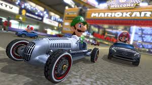 classic mercedes race cars nintendo news nintendo adds three mercedes benz cars and updates
