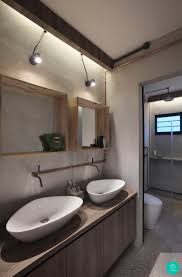 Industrial Style Home 10 Interesting Bathroom Designs For Your Home Wall Wood
