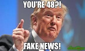 Youre Meme - you re 48 fake news meme donald trump 82476 memeshappen