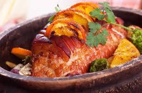 honey baked ham thanksgiving dinner honey roast ham with orange u0026 plums keelings