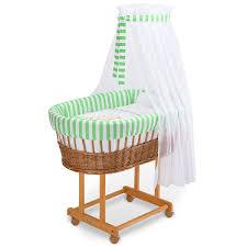 fabimax culla in vimini fabimax culla in vimini inklusa materasso comfort e dotazione