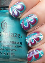 93 best nails water marbling u0026 faux marbling images on pinterest