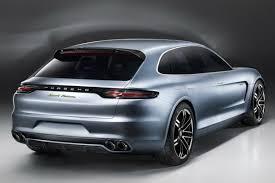 Porsche Cayenne Redesign - new porsche panamera sport turismo concept previews next sedan and