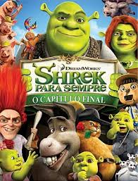 Assistir Shrek para Sempre Dublado 2010